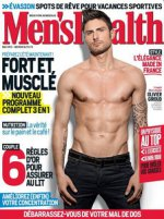Газета на французском языке  french online magazin moda sport fasion mens health