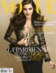 Газета на французском языке  french online moda fasion magazin vogue